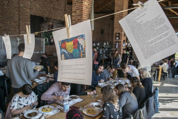 How the Slow Food Movement Envisioned Its School Cafeteria. Enter Tavole Accademiche.