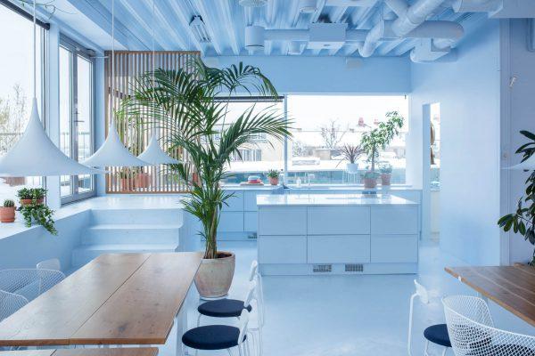 Office Kitchens: Bakken & Bæck in Oslo, Norway by Kvistad